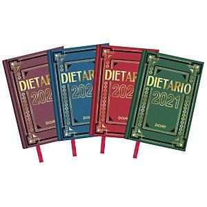 DOHE Dietario 2021, 120 x 170 mm, castellano, colores surtidos