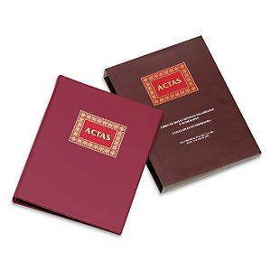 DOHE Libro de actas hojas móviles