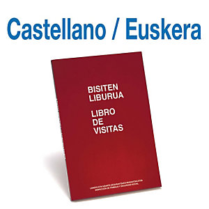 DOHE Libro de visitas castellano/ euskera