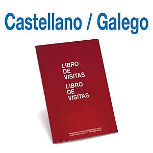 DOHE Libro de visitas castellano/galego