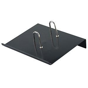 DOHE Soporte portacalendario negro para bloques calendario