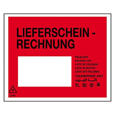 Pochette porte-documents imprimée RAJA Eco##Dokumententaschen bedruckt RAJA Eco