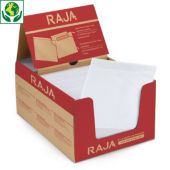 Dokumententaschen RAJALIST Eco transparent
