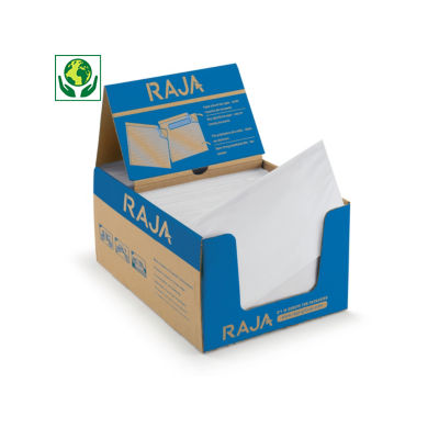 Dokumententaschen RAJALIST Super transparent