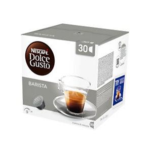 DolceGusto Barista Capsule per caffè, Espresso, 30 dosi, 225 g (confezione 30 pezzi)