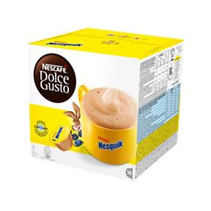DolceGusto Capsule Nesquik®, 16 dosi, 256 g (confezione 16 pezzi)