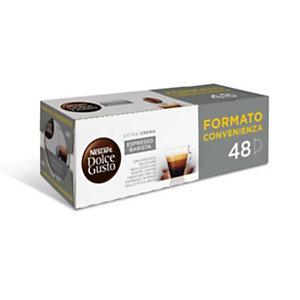 DolceGusto Capsule per caffè Espresso Barista, 48 dosi (confezione 48 pezzi)