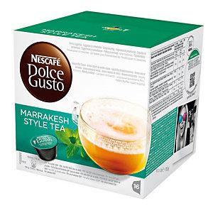 DolceGusto Capsule Tè, Marrakesh Style Tea, 16 dosi, 116,8 g