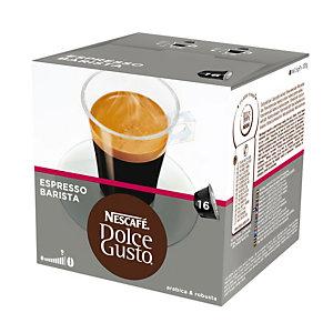 DolceGusto Dolce Gusto Espresso Barista Caffè in capsule, Espresso, 16 dosi, 128 g (confezione 16 pezzi)
