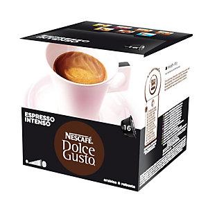 DolceGusto Dolce Gusto Espresso Intenso Caffè in capsule, Espresso, 16 dosi, 128 g (confezione 16 pezzi)