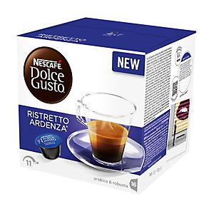 DolceGusto Ristretto Ardenza Capsule per caffè, Espresso, 16 dosi, 112 g
