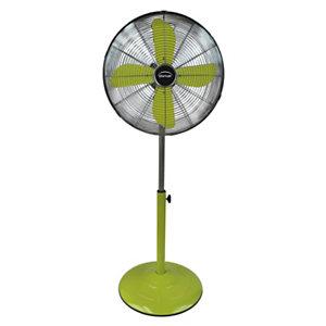 DOMAIR Ventilateur sur pied, diamètre 40 cm - Vert
