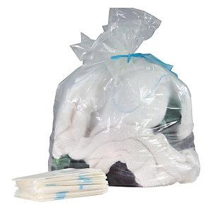 Doorschijnende in warm water oplosbare zak set van 200