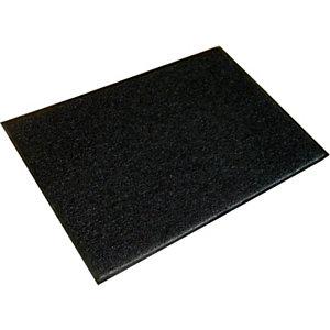 Doortex Tapis d'extérieur grattoir Twister Universel, 90 x 60 cm - Gris