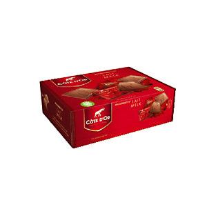 Doos van 120 stukjes van Côte d'Or melkchocolade