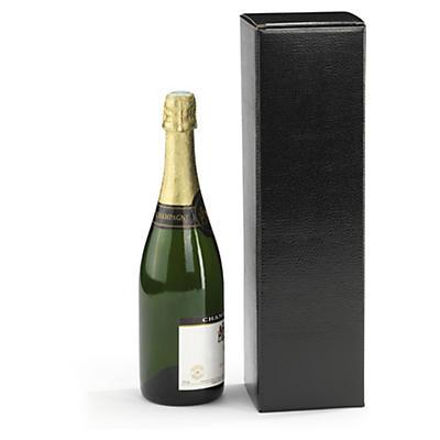 Boîte champagne##Doos voor champagnefles