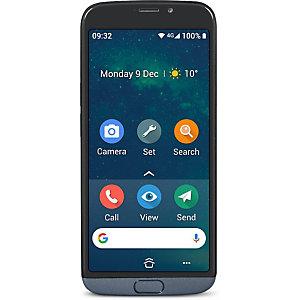 """Doro 8050, 13,8 cm (5.45""""), 2 Go, 16 Go, 13 MP, Android 9.0, Noir F7843"""
