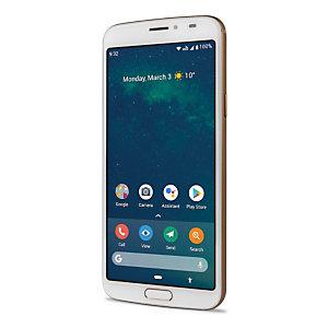 "Doro 8080, 14,5 cm (5.7""), 3 Go, 32 Go, 16 MP, Android 9.0, Blanc 8080BLANC"