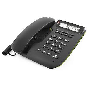 Doro Comfort 3000, Téléphone analogique, Noir 5878