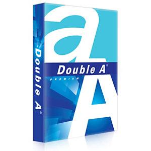 Double A Papier A3 blanc 80g Premium - Ramette de 500 feuilles