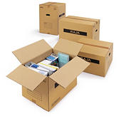 Double wall removal boxes