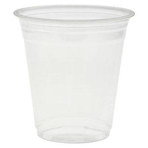 Duni ecoecho® Bicchiere monouso Crystal in rPET, Riciclabile, Capacità 300 ml, Trasparente (confezione 50 pezzi)