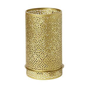 Duni Portacandela in metallo Bliss, 200 x 120 mm, Oro