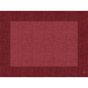 Duni Tovagliette Dunicel, 30x40 cm, Design Linnea Bordeaux (confezione 100 pezzi)