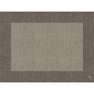 Duni Tovagliette Dunicel, 30x40 cm, Design Linnea Grigio (confezione 100 pezzi)