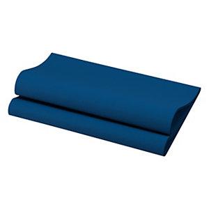 Duni Tovaglioli Dunisoft, 40x40 cm, Blu scuro (confezione 65 pezzi)