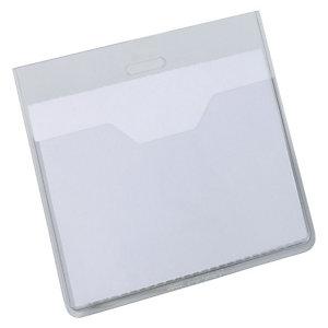 DURABLE Boîte de 20 badges ouverts sans attache