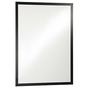 Durable Duraframe® Póster marco adhesivo personalizable A1 (594 x 841 mm), negro