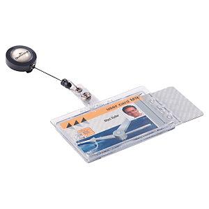 Durable Funda de identificación para tarjetas de seguridad