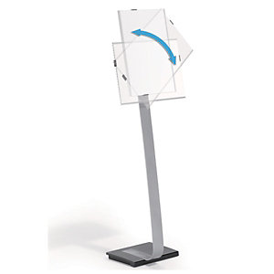 Durable Info Sign Stand atril expositor A3