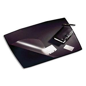 DURABLE Sous-main Artwork avec rabat 65 x 52 cm - Noir
