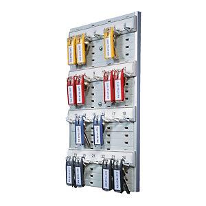 DURABLE Panneau porte-clés capacité 24 clés