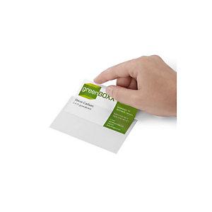 DURABLE POCKETFIX - porte-étiquette autocollant