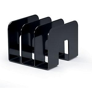 Durable Porta cataloghi Trend, Nero, cm 21,5 x 21 x 16,5 h