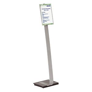 Durable Porte-affiche sur pied Info Sign A4