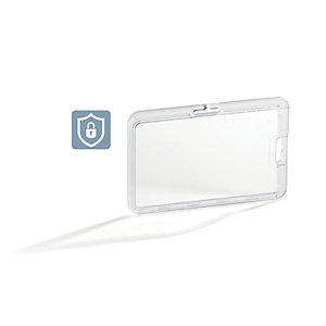 Durable Porte-badge permanent - Transparent