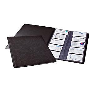 Durable Reliure pour cartes de visites Visifix&reg, - 400 cartes