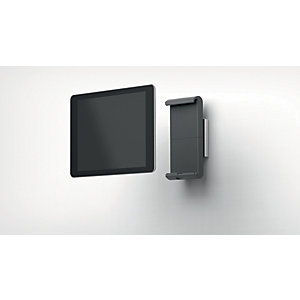 "Durable Soporte mural para tablet 7-13"", plateado"