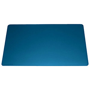 Durable Vade de escritorio, color azul, 65 x 52 cm