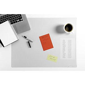 Durable Vade de escritorio DURAGLASS , colore trasparente, 65 x 50 cm