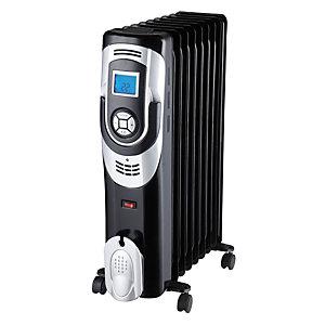 Dx DREXON Radiateur bain d'huile électronique 2000W