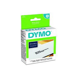 Dymo 1983173 LW étiquettes d'adresse 28 x 89 mm