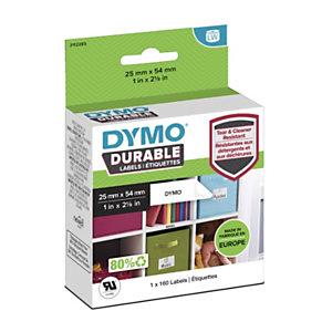 Dymo 2112283 Etiquetas LW Durable 25 x 54 mm 1 rollo