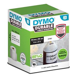 Dymo 2112287 Etiquetas LW Durable 104 x 159 mm 1 rollo