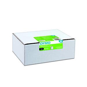 Dymo Auténticas etiquetas LW multiuso, 36mmx89mm, fáciles de despegar, autoadhesivas, para impresoras de etiquetas LabelWriter