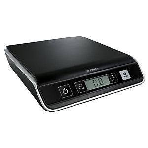 Dymo Bilancia elettronica digitale Nero/Argento 5 kg